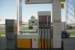 SHELL, Akun Sanayi Petrol, Tekirdağ, Gilbarco SK700 2 Akaryakıt Pompası