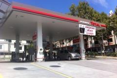 TOTAL, Sanes Petrol, İstanbul, Gilbarco SK700-2 Akaryakıt Pompası