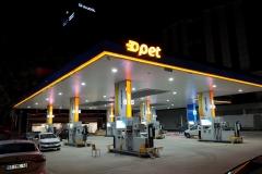 OPET,İstanbul Bozok Petrol,İstanbul,Gilbarco SK700-2 Akaryakıt Pompası