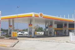SHELL,Antalya Osman Alp Metin Petrol,Antalya,Gilbarco Horizon Akaryakıt Pompası