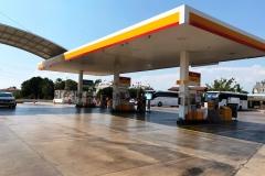 SHELL,Muğla Shell,Muğla, Gilbarco SK700-2 Akaryakıt Pompası