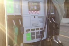 GO, Erol Petrol, Konya, Gilbarco Horizon Akaryakıt Pompası