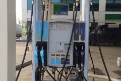 BP, Sina Petrol, İstanbul, Gilbarco Horizon Akaryakıt Pompası