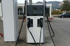 JETPET, Askın Petrol, Sakarya, Gilbarco Frontier Akaryakıt Pompası