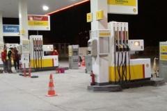 SHELL, Karamanlı Belediye Petrol, Burdur, Gilbarco DİM+ Akaryakıt Pompası