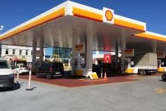SHELL,Coşkun Petrol,İstanbul,Gilbarco SK700-2 Akaryakıt Pompası