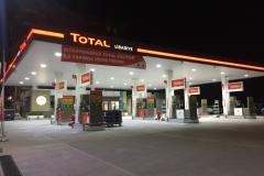 TOTAL,OIL Petrol,Üsküdar,Gilbarco SK700-2 Akaryakıt Pompası