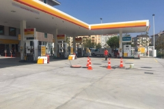 SHELL, Bulgurlu Petrol, İstanbul, Gilbarco Encore 510 2 Akaryakıt Pompası