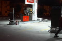 TOTAL, Mepa Petrol, Kayseri, Gilbarco SK700 2 Akaryakıt Pompası
