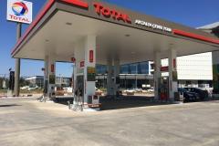 TOTAL, Kocalar Grup Petrol, Antalya, Gilbarco Horizon Akaryakıt Pompası