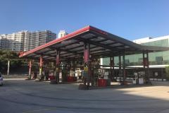 TOTAL, Total Oil, Atakent, İstanbul, Gilbarco SK700-2 Curved Akaryakıt Pompası