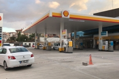 SHELL,Ankara İlke Petrol,Ankara,Gilbarco SK700-2 Akaryakıt Pompası