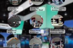 Gilbarco Club 2018 Şubat Her İstasyona Gilbarco Katılan İstasyonlar