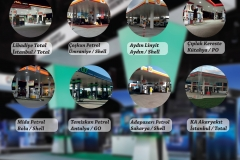 Gilbarco Club 2017 Ekim Her İstasyona Gilbarco Katılan İstasyonlar