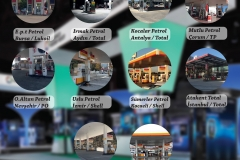 Gilbarco Club 2017 Eylül Her İstasyona Gilbarco Katılan İstasyonlar