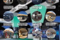 Gilbarco Club 2017 Kasım Her İstasyona Gilbarco Katılan İstasyonlar