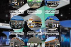 Gilbarco Club 2020 Haziran Her İstasyona Gilbarco Katılan İstasyonlar