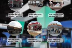 Gilbarco Club 2019 Mart Her İstasyona Gilbarco Katılan İstasyonlar