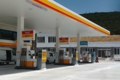 SHELL, Çiftyıldız Petrol, Bilecik, Gilbarco SK700 2 Akaryakıt Pompası