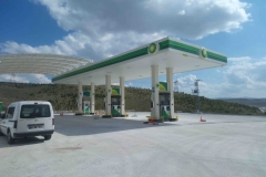 BP, Uraz Petrol, Afyon, Gilbarco Frontier Akaryakıt Pompası