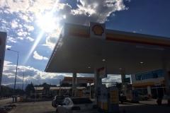 SHELL, Ata Petrol, Erzincan, Gilbarco SK700 2 Akaryakıt Pompası
