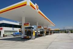 SHELL, Bıyıkoğlu Petrol, Çorum Çevre Yolu, Çorum, Gilbarco Advantage Akaryakıt Pompası