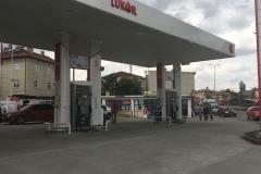 LUKOİL, Tekden Petrol, Kayseri, Gilbarco Horizon Akaryakıt Pompası