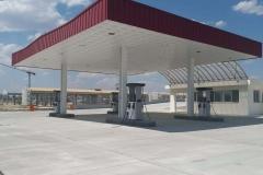Isparta Hava Okulu Endüstriyel Tesis Isparta Gilbarco Frontier Akaryakıt Pompası
