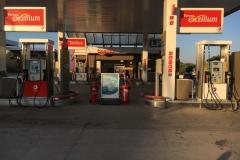 Turmak Turizm Petrol TOTAL Muğla Gilbarco Horizon Akaryakıt Pompası
