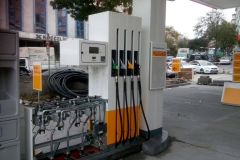 SHELL, Gülsoy Petrol, İstanbul, Gilbarco SK700 2 Akaryakıt Pompası