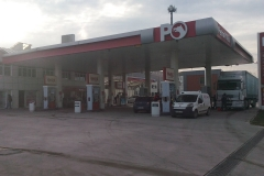 Petrol Ofisi, Kepset Petrol, İstanbul, Gilbarco Horizon Akaryakıt Pompası