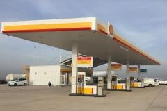 SHELL,İNC Petrol,Diyarbakır,Gilbarco SK700-2 Akaryakıt Pompası