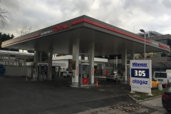 TOTAL, DOCO Petrol,İstanbul(Anadolu),Gilbarco HORİZON Akaryakıt Pompası