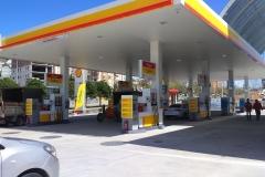 SHELL, Aslan Türkler Petrol, Kahramanmaraş, Gilbarco SK700 2 Akaryakıt Pompası