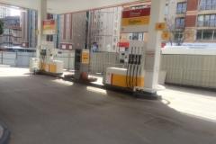 SHELL, Bostancı Merkez, İstanbul, Gilbarco SK700 2 Akaryakıt Pompası