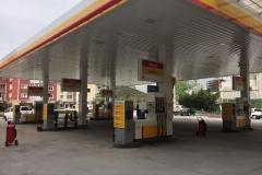 SHELL, Karbel Petrol, İstanbul, Gilbarco SK700 2 Akaryakıt Pompası