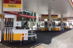 SHELL, Barbaros Petrol, İstanbul, Gilbarco SK700 Akaryakıt Pompası