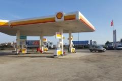 SHELL, Şerefli Çebi Petrol, Tekirdağ, Gilbarco SK700 2 Akaryakıt Pompası