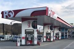 Petrol Ofisi, Vals Petrol, Diyarbakır, Gilbarco Horizon Akaryakıt Pompası