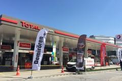 TOTAL, Yenisahra DOCO, İstanbul, Gilbarco SK700 2 Akaryakıt Pompası