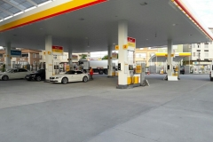 SHELL, Osmanlı Petrol, İstanbul, Gilbarco SK700 2 Akaryakıt Pompası