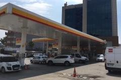 SHELL, As Petrol, İstanbul, Gilbarco SK700 2 Akaryakıt Pompası