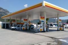 SHELL, Göynük Petrol, Antalya, Gilbarco SK700 2 Akaryakıt Pompası