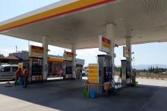 SHELL, Pehlivanoğlu Petrol, İzmir, Gilbarco Advantage Akaryakıt Pompası