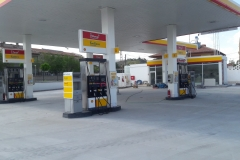 SHELL, Yeşilhisar Petrol, Kayseri, Gilbarco Advantage Akaryakıt Pompası