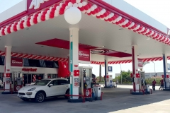 AYTEMİZ, Kepezler Petrol, Antalya, Gilbarco Horizon Akaryakıt Pompası