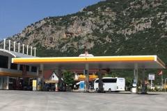 SHELL, Korkuteli Hilmi Beken Petrol, Antalya, Gilbarco SK700-2 Akaryakıt Pompası