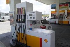 SHELL, Emmoğlu Samandağ Yolu Petrol, Hatay, Gilbarco SK700-2