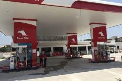 PO, Uysal Petrol, Çanakkale, Gilbarco Horizon Akaryakıt Pompası