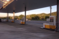 SHELL, İtimat Petrol, Çanakkale, Gilbarco SK700 2 Akaryakıt Pompası
